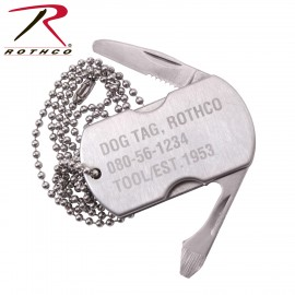 DOG TAG MULTI-TOLL ROTHCO