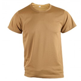 POLERA DRY FIT COYOTE