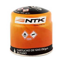GAS NAUTIKA BUTANO 190 GRS