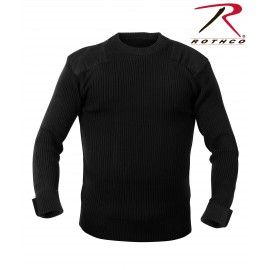 SWEATER COMANDO NEGRO