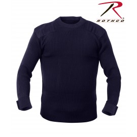 SWEATER COMANDO NAVY BLUE