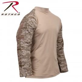 ROTHCO TACTICAL AIRSOFT COMBAT SHIRT ZONA NORTE