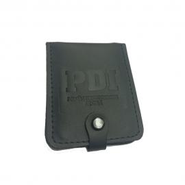 PORTATIN PDI NEGRA C/ CADENA