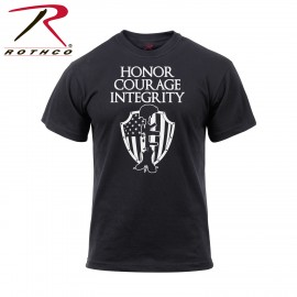 POLERA ROTHCO HONOR COURAGE