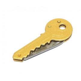 cuchillos plegables en forma de mini llave de 3.5