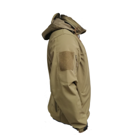 SOFTSHELL COYOTE IMPERMEABLE