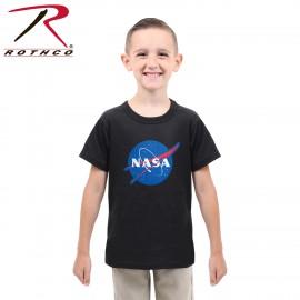 POLERA DE NIÑO NASA