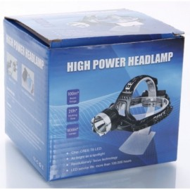 LINTERNA FRONTAL HIGH POWER HEADLAMP