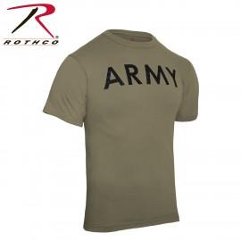 POLERA ARMY RPTHCO AR 670-1 COYOTE