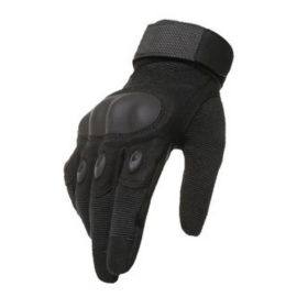 GUANTE TACTICO OUTDOOR NEGRO