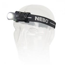Linterna Frontal Rebel - 600 Lúmenes de Nebo Tools