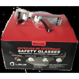 LENTES DE SEGURIDAD / SAFETY GLASSES UNIDAD