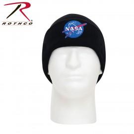 GORRO DE LANA ROTHCO LOGO NASA